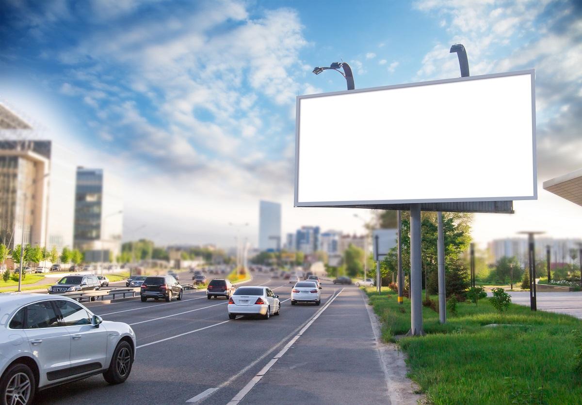 Baner reklamowy - skuteczna promocja firmy, produktu.