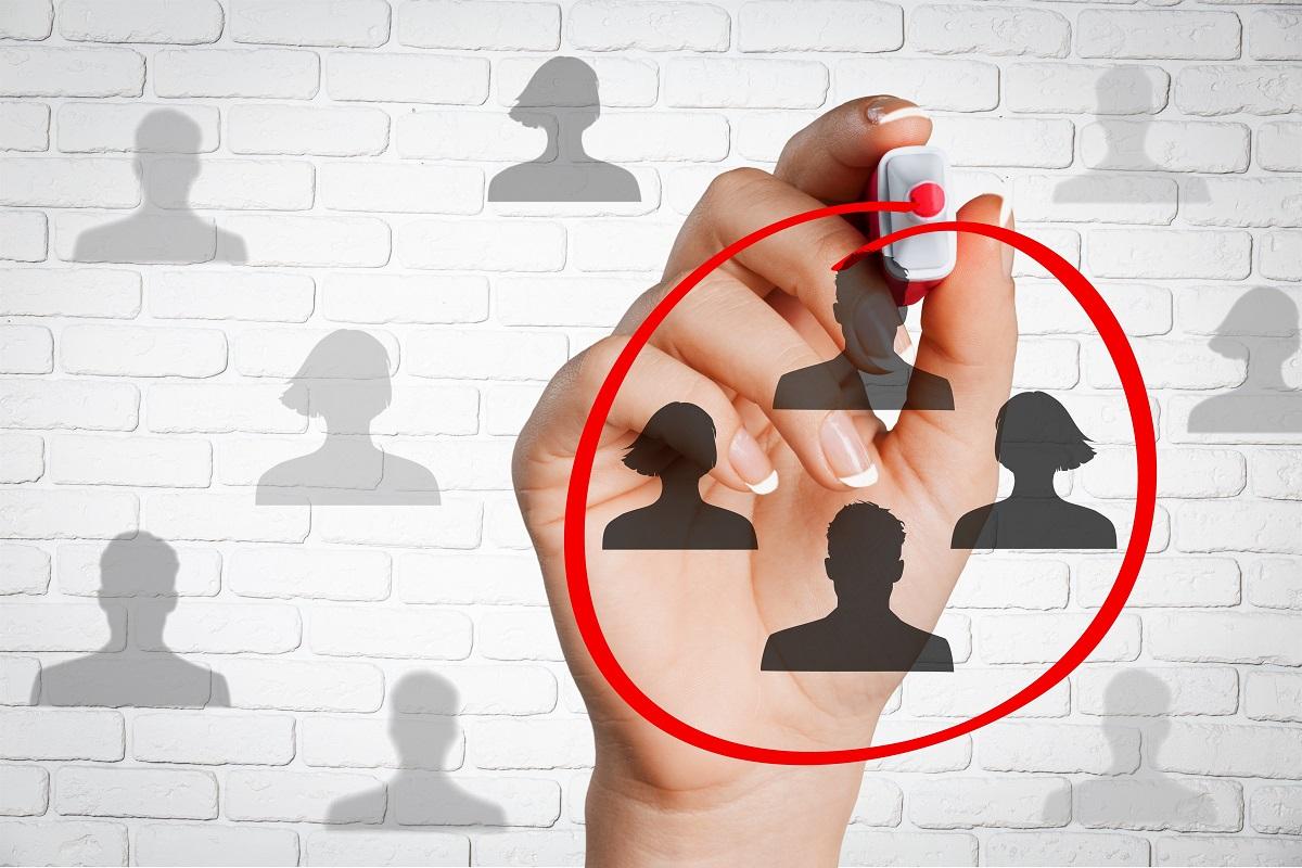 Audience targeting - dotarcie do klientów.